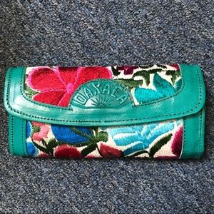 Mexican Trifold Wallet